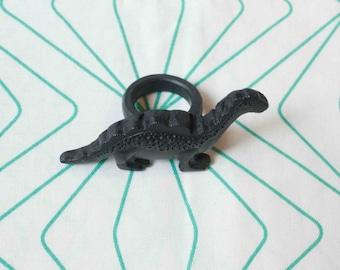 Baby Brachiosaurus ring
