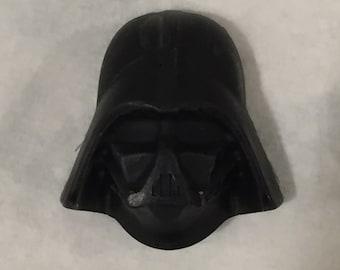 Darth Vader Mini Glycerin Soap
