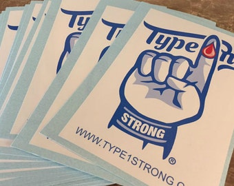 Type 1 Strong Decals