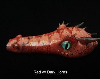 Glass Dragon Head Pipe