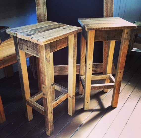 Pallet Bar Stool Shipping NOT Included