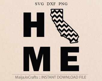 California SVG file, California Cricut file Silhouette Vinyl Cutting file Vector Files, home state svg, Cricut downloads Cricut designs