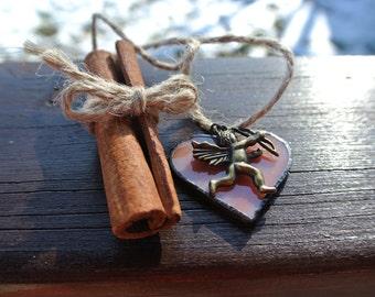 Heart / Stain Glass Heart / Valentine Heart / Valentine Gift / Suncatcher Heart / Heart Gift / Hanging Heart