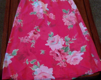 Ladies Skirt Size 8 by Emma James  mid calf length  FREE SHIPPING