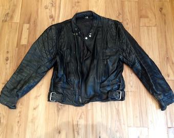 vintage german motorcycle jacket