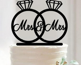 Bride Bride Cake Topper