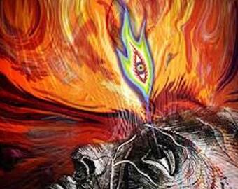 Psychic Dreaming Third Eye Tincture Calea Zacatechichi Indian Warrior Lucid Dreaming