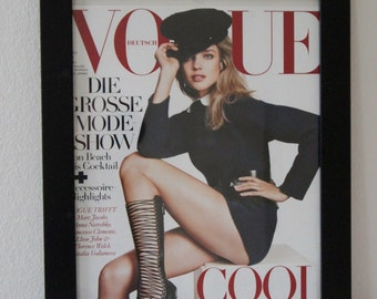 Picture with Frames - Vogue Cover