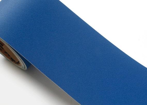 Peel & Stick Flame Retardant Border Sticker Blue Color Contact