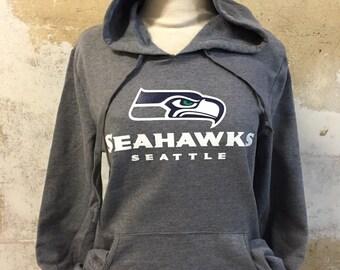 Seattle Seahawks girl's hoodie sweater