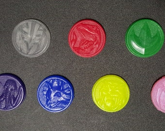 Power Rangers Soap Set