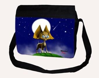 Big Shoulder Bag Milthon night