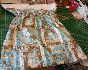 Large Christmas  gift sack