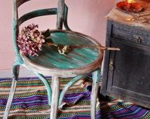 vintage handmade,furniture, decoration chair,chaise à la main vintage,mobilier, la décoration