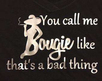 You call me Bougie