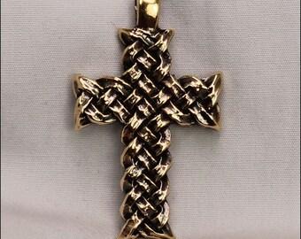 Pendant Cross Celtica