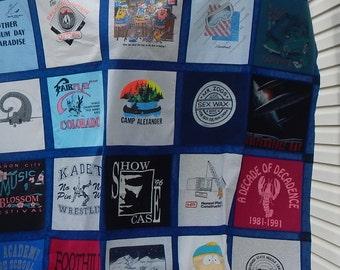Custom made Tee-Shirt Quilts