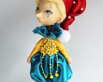 "Collector Doll ""Pinocchio"""