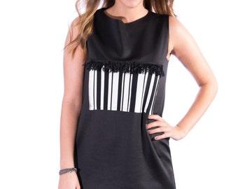 Barcode Dress