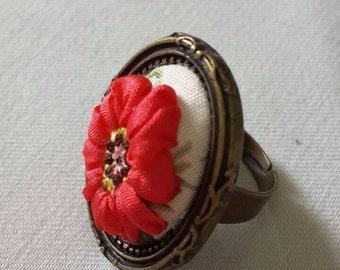 Flower Ring Vintage