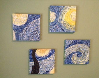 4-piece Starry Night Collection