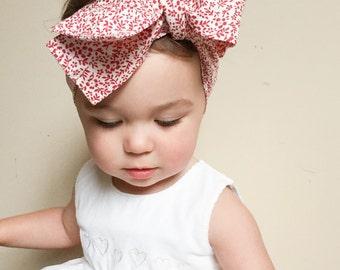 Cheery Blossom Head Wrap