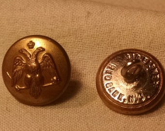 Vintage Russian Imperial Buttons