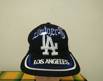 Rare Vintage LOS ANGELES DODGERS Cap Hat Free size fit all