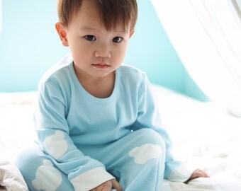 Organic cotton toddler pajamas