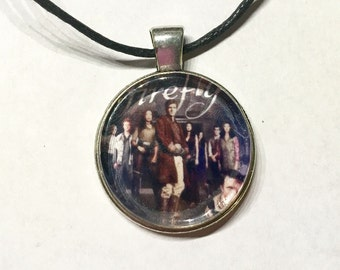 Firefly/Serenity crew necklace