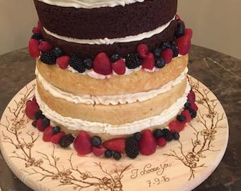 Wedding cake stand (custom)