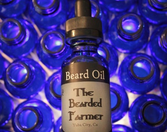 Black Amber and Lavender Beard Oil