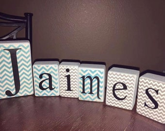 Family Name Blocks