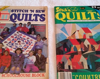 Stitch N Sew Quilts