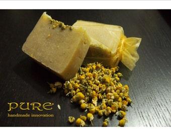 Handmade Soap Chamomile