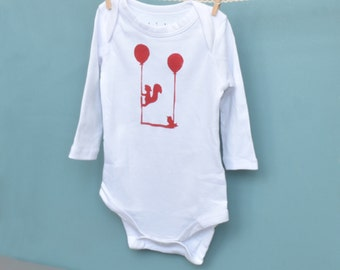 Print DIY kit baby bodysuits