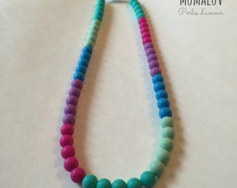 Long necklace for child / Long necklace for kids