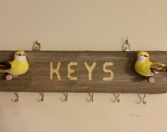 bird , key holder