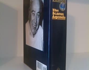 """Secret Compartment Book """" The Icarus Agenda """""""