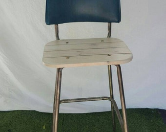 Upcycled Bar Stool