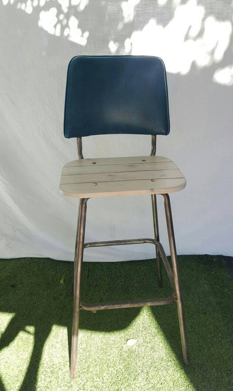 Upcycled Bar Stool : ilfullxfull956092484lgqo from www.etsy.com size 862 x 1450 jpeg 217kB