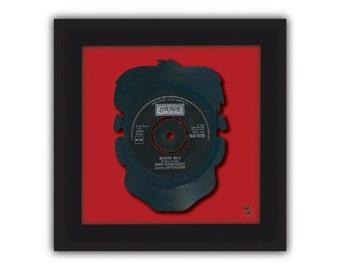 Bobby (Boris) Pickett - Monster Mash (Frankenstein) - Vinyl Record Art   FREE UK Delivery