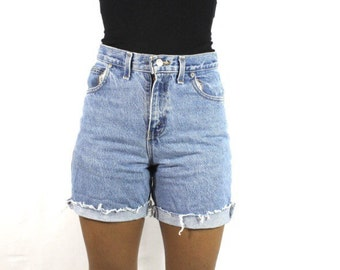 Alice High Waist Shorts