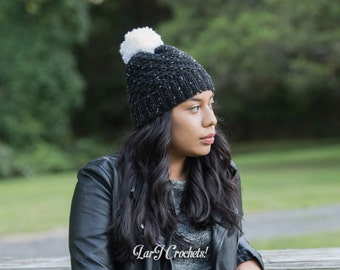 CLEARANCE - Acrylic Shelly-Anne Hat // Adult Women's Hat