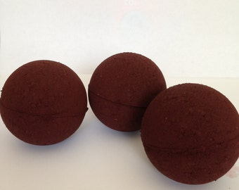Leave Me Alone! Merlot Wine scented Bath Bomb/ Red/Burgundy/Bath Fizzies