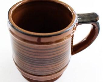 Jesse Vintage Stripes Mug