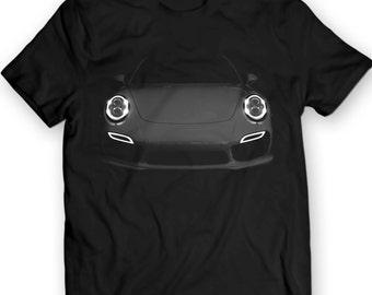 Porsche T Shirt Etsy