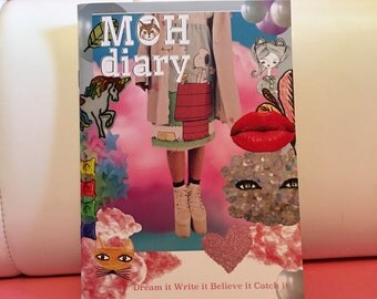 MOH DIARY journal magazine and listography