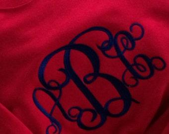 Monogrammed Children's Sweatshirt