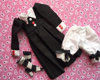 Blythe Doll dress Gothic Fashion